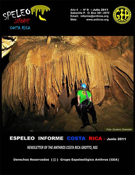 Espeleo Informe Costa Rica Vol.9