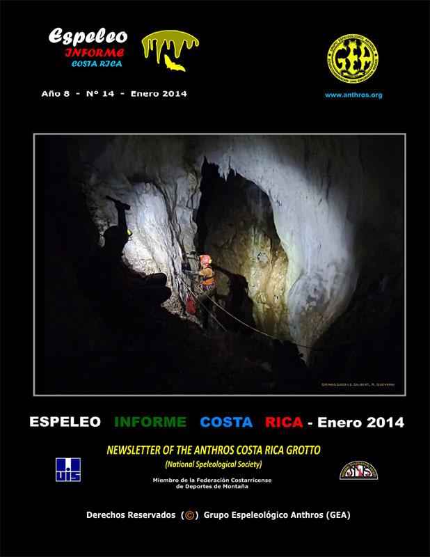 Espeleo Informe Costa Rica Vol.14