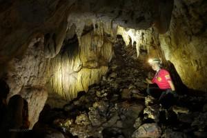 Caverna Gran Madre Salita Stanimira