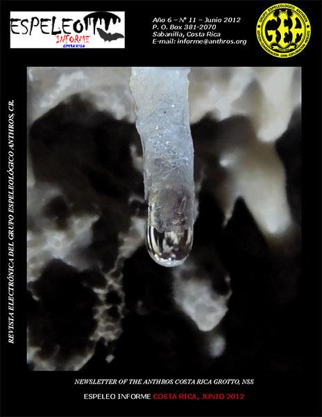 Espeleo Informe Costa Rica Vol.11